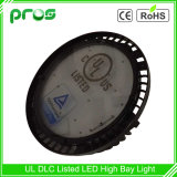 UL Dlc TUV Listed Round LED High Bay Light, LED Highbay 100W