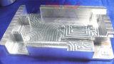 Todas las clases de pieza que trabaja a máquina plástica del metal