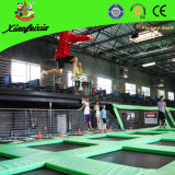 TUV、ASTM Certificated Indoor Trampoline Park Manufacturer (xfx1915)