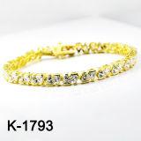 새로운 디자인 925 심혼 지르콘을%s 가진 은 다이아몬드 팔찌. (K-1766)