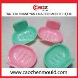 Cadre de savon de qualité/moulage en plastique d'assiette
