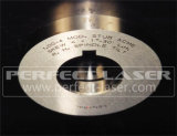 Etiqueta de plástico portable del laser de la fibra del metal/del acero inoxidable mini con la aprobación del Ce