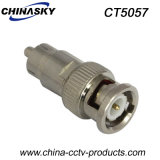 CCTVDouble Male RCA zu BNC Connector (CT5057)