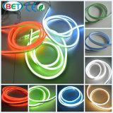 Flex LED Light Rope Warm Whtie / Branco / Vermelho / Azul / LED verde LED de luz Neon