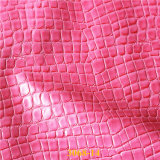 卸し売り高品質の石靴のための織り目加工PUの革、家具