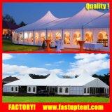 Écran 3X6m de tente de chapiteau d'événement de noce 6X12m 9X18m 10X15m 10X20m 10X30m 12X30m pi