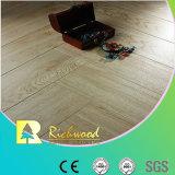 コマーシャル8.3mmのAC3によって浮彫りにされるカシのV溝がある薄板にされた床