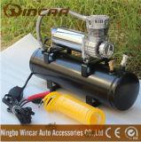 Сверхмощный компрессор подвеса воздуха металла с баком 8L (W1011B)