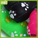 Produits d'animal familier, jouet d'animal familier de vinyle de chien