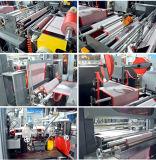 Neuer führender Hersteller: Nicht gesponnener Kasten-Beutel mit dem Schleifen-Griff, der Maschine bildet