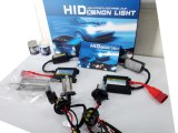 AC 55W H4low HID Light Kits avec 2 ballasts et 2 lampes au xénon