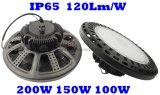 Le ce RoHS IP65 imperméabilisent 5 ans de la garantie 100W 150W 200W de la haute énergie DEL de lumière élevée de compartiment
