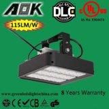 UL Dlc TUV SAA Certified를 가진 에너지 절약 Dimmable 120W LED Flood Light