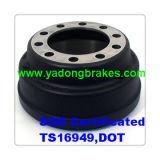 トレーラーかTruck Brake Drum 3710X/65654b