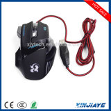 USB Gaming Wired Mouse con Breathing LED