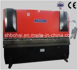 Marken-Blech-verbiegende Maschine Shanghai-Bohai, Nc-Druckerei-Bremse
