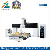 5 as Engraving Machine CNC Router voor Mold, Woodworking, Acrylic en pvc (xfl-4500)