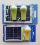 3W LED Light Mobile Phone Charger Solar Torch Lightを使って