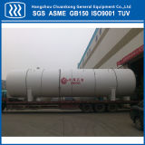 El tanque del CO2 del LPG del GASERO del oxígeno del nitrógeno del argón del líquido criogénico
