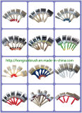 Щетинка смешал 30% нить краска щетка (HYW006)/ручной резец/оборудование