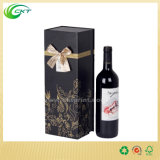 2016 divisor da caixa do frasco de vinho do cartão, caixa do vinho da alta qualidade (CKT-CB-113)