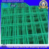 Red soldada cubierta PVC del acoplamiento de alambre con Ce y el SGS
