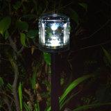 Lâmpada de gramado solar (luz do pátio)