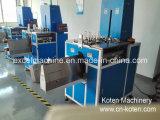 Boîtier de couverture rigide dans la machine