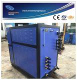 Refrigerador de água refrigerado a ar industrial para máquina de plástico