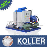 1000kg Hot Sale Dry und Clean Flake Ice Machine für Fishing Boat (KP10)
