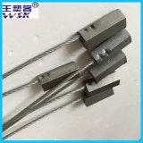 Часть уплотнения кабеля (ABS)
