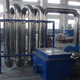 Plastik, der Maschine für Film und Beutel wäscht und aufbereitet