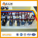 전시 기계학적인 모형 전람 모형 또는 모형 또는 산업 모형 또는 새로운 에너지 모형