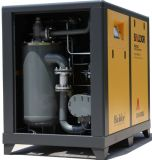 0.3MPaのための静止したLow Pressure Screw Air Compressor
