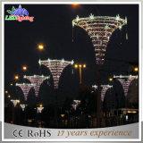 Luz decorativa al aire libre del adorno del festival de Turquía de la calle de 2016 LED