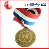 3D In reliëf gemaakte Militaire Medaille van uitstekende kwaliteit van de Militair