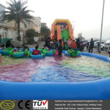 Barco de pá interno plástico da piscina do sopro do HDPE