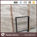 Polido Iran Light Tundra Grey Marble with Veins Slab