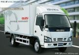 Isuzu 600p Single Row Light 밴 Truck (Nkr77lleacax1