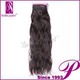 Cabelo humano brasileiro original do Weave 100 perfeitos dourados do cabelo humano
