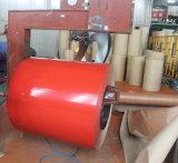 Estructura de acero que construye la bobina de acero galvanizada sumergida caliente primera PPGL/PPGI