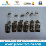 Clip barato del accesorio de la divisa de la oficina de la correa de la buena calidad de la fuente de la fábrica