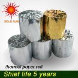 Papier de roulis de papier thermosensible pour le papier d'imprimante de position d'atmosphère
