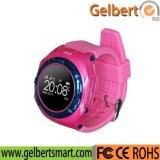 Het Slimme Horloge van de Jonge geitjes van de Plaats van Gelbert GPS/Agps/Lbs voor Gebied Wereldwijd