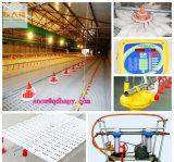 Lignes potables de raccord dans la Chambre de volaille de Qingdao Hapy