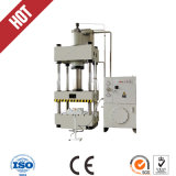 Máquina ampliamente utilizada de la prensa hidráulica de cuatro columnas