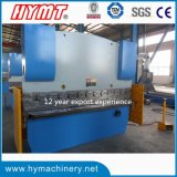 Wc67y-80X2500 Hydraulic Steel Plate Bending Machine 또는 유압 접히는 기계