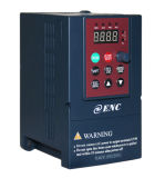Van Ce Omschakelaar 3 van ISO- Certificaten AC de Aandrijving van de Frequentie van de Fase 0.75kw