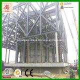 Пакгауз стальной структуры конструкции полуфабрикат