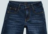 Jeans acrilici delle donne del denim della matita con la stirata